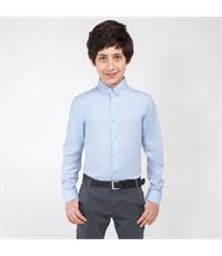 Сорочка для мальчиков Acoola Cox_ind светло-голубой