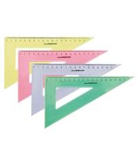 Треугольник SchoolФОРМАТ 12 см 30 гр пластиковый