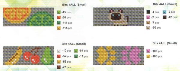 Примеры картинок, которые можно сделать на пенале 4ALL