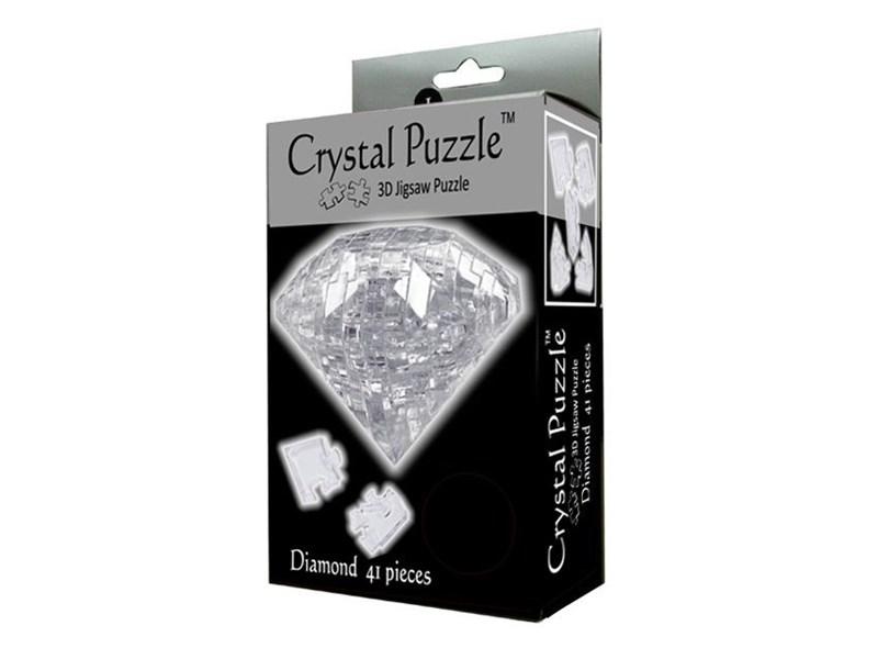 3D головоломка Crystal puzzle Бриллиант