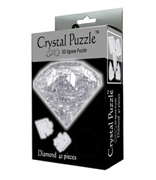 Фото 2. 3D головоломка Crystal puzzle Бриллиант