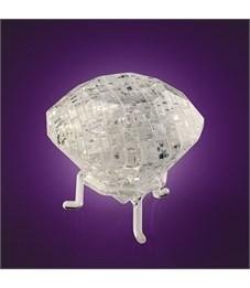 Фото 3. 3D головоломка Crystal puzzle Бриллиант