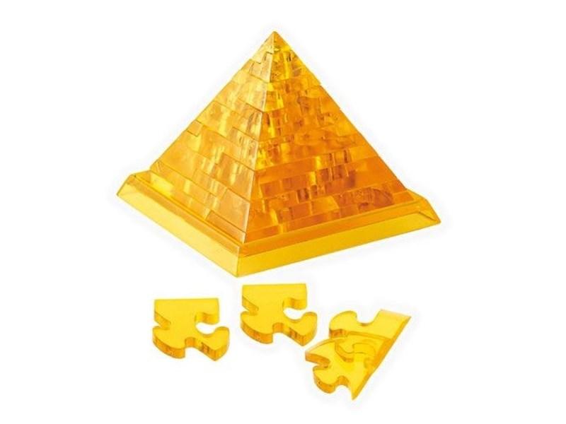 3D головоломка Crystal puzzle Пирамида