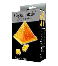 Фото 3. 3D головоломка Crystal puzzle Пирамида