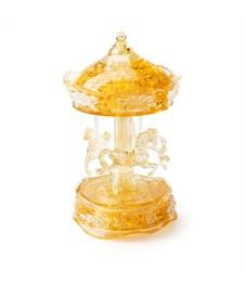 3D головоломка Crystal puzzle Золотая Карусель