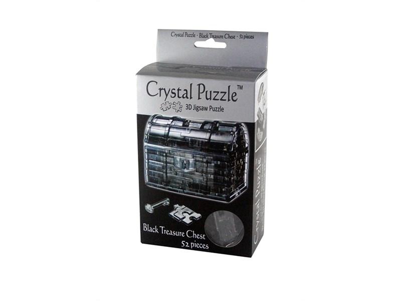 3D пазл Crystal Puzzle Пиратский сундук