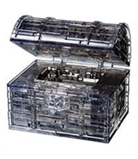 Фото 2. 3D пазл Crystal Puzzle Пиратский сундук