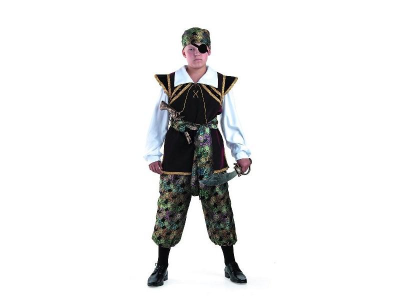 Карнавальный костюм Корсар Батик