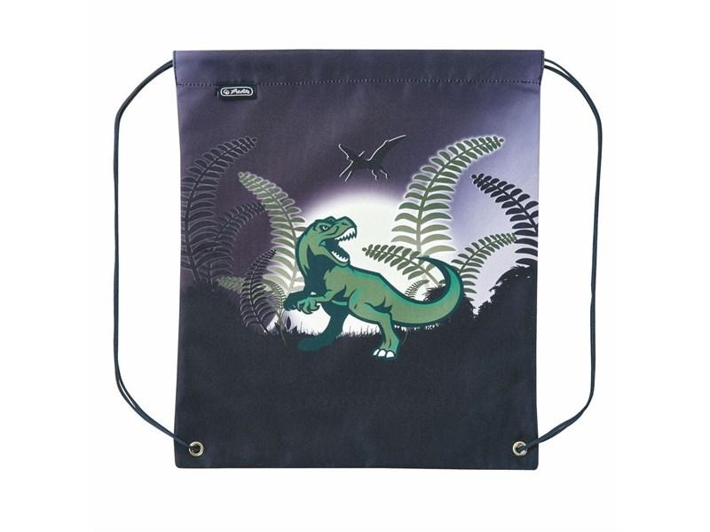 Мешок для обуви Herlitz Dino Jungle