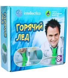 """Набор для опытов Intellectico """"Опыты профессора Николя. Горячий лед"""", малый, картонная коробка"""