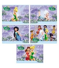 """Альбом для рисования 16л., А4, на скрепке Hatber """"Disney. Феи"""""""
