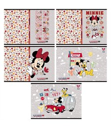 """Фото 1. Альбом для рисования 20л., А4, на скрепке Hatber """"Disney. Микки Маус"""""""