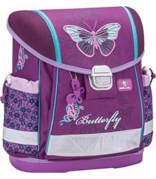 """Ранец школьный Belmil CLASSY """"Butterfly"""" с наполнением"""