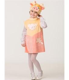Карнавальный костюм Батик Свинка Нюша