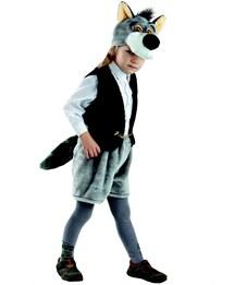 Карнавальный костюм Волк Семен Батик