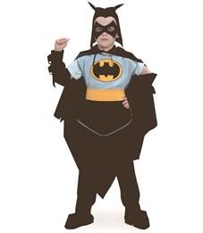 Карнавальный костюм Черный плащ Батик