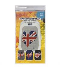 Бит для пикселей для 3 картинок Британский флаг