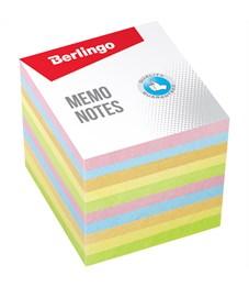 """Блок для записи Berlingo """"Standard"""", 9*9*9см, цветной"""