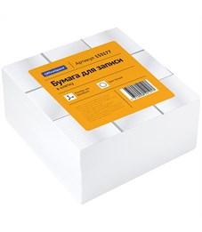 Блок для записи OfficeSpace, 9*9*4,5см, белый в клетку