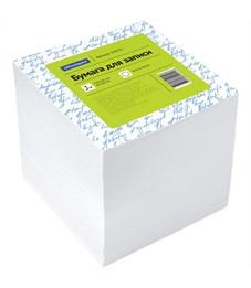 Блок для записи OfficeSpace, 9*9*9см, белый