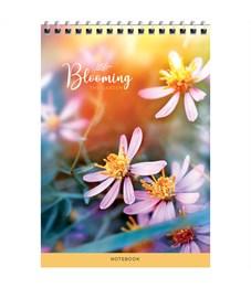 """Фото 2. Блокнот А5 60л. на гребне ArtSpace """"Цветы. Blooming the garden"""", твердая подложка"""