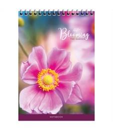 """Фото 3. Блокнот А5 60л. на гребне ArtSpace """"Цветы. Blooming the garden"""", твердая подложка"""