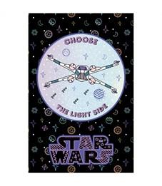 """Фото 4. Блокнот А7 48л. на склейке Hatber """"Lucas star wars. Звездные войны"""", 3-х цветный блок"""