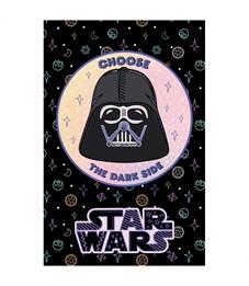 """Фото 6. Блокнот А7 48л. на склейке Hatber """"Lucas star wars. Звездные войны"""", 3-х цветный блок"""