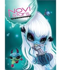 Блокнот Action! NOVI STARS, А6, 40 л, на гребне