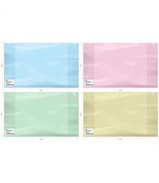 Обложка 210*350 для дневников и тетрадей, ArtSpace, ПВХ 120мкм, цветная ШК