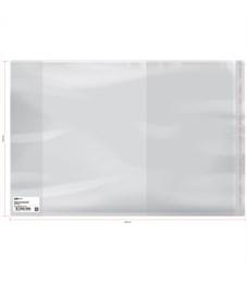 Обложка 250*380 для учебников, универсальная, с липким слоем, ArtSpace, ПП 70мкм