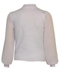 Фото 2. Блуза школьная Инфанта 0613/2 сиреневая