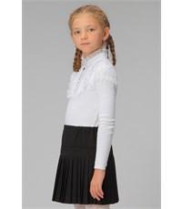 Фото 3. Блуза школьная Инфанта белая