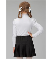 Фото 4. Блуза школьная Инфанта белая