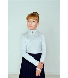 Фото 1. Блуза школьная Инфанта белая 0638