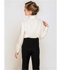 Фото 3. Блуза школьная Инфанта модель 0640 белая