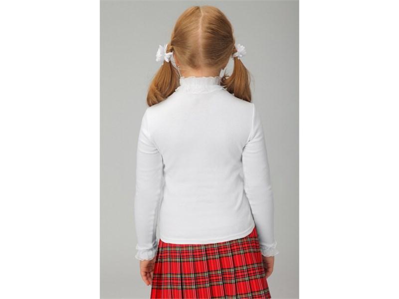 Блуза школьная Инфанта белая 0608