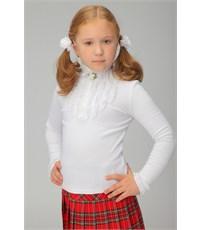 Фото 2. Блуза школьная Инфанта белая 0608