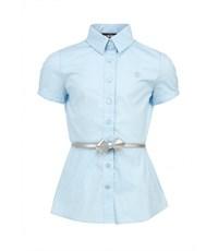 Фото 4. Блузка Acoola с коротким рукавом светло-голубая