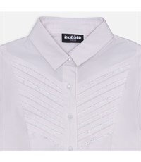 Фото 3. Блузка для девочек Acoola Nobel_ind светло-розовый