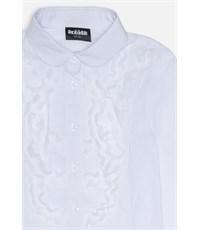 Фото 3. Блузка для девочек Acoola Tesla белый