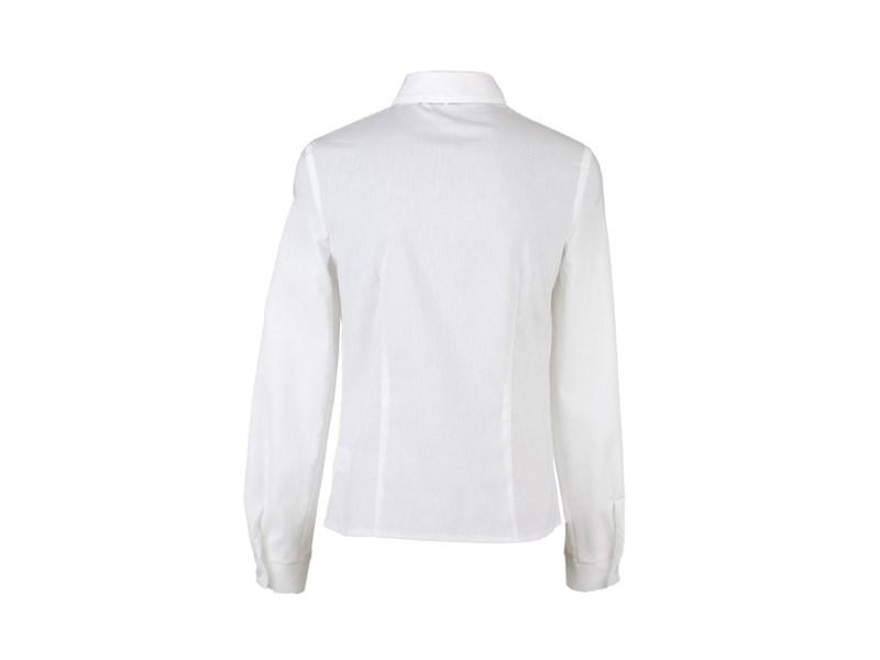 Блузка для девочки Смена 3Б203 молочная