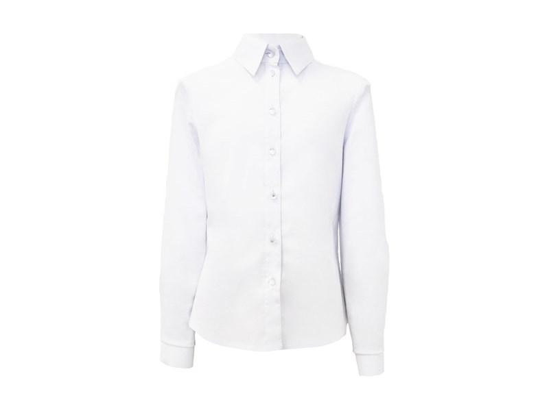 Блузка для девочки Смена 4Б271 белая 17с222