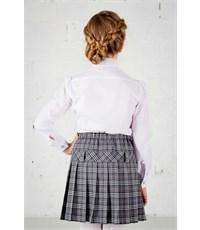 Фото 4. Школьная блузка Инфанта классическая, белая