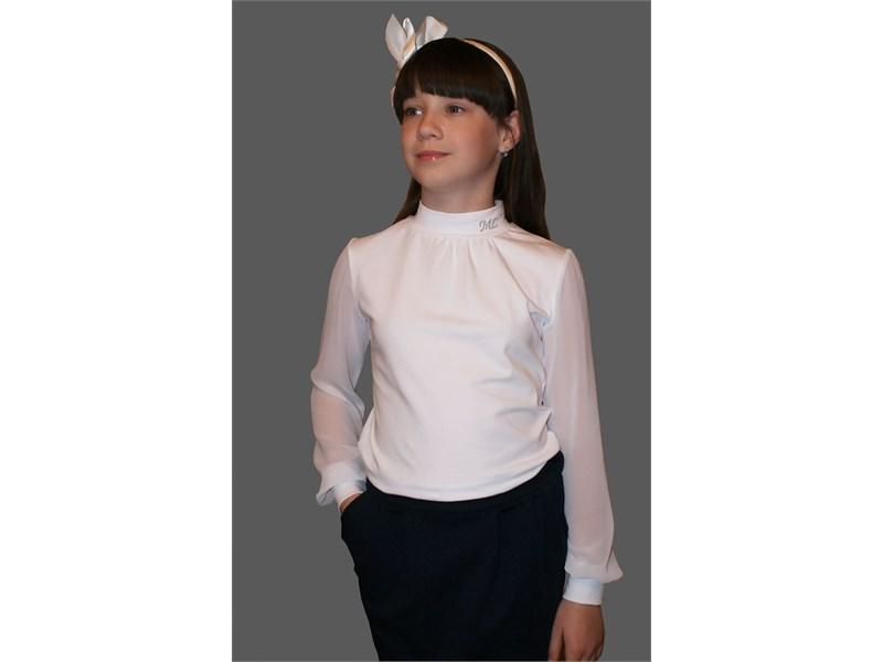 Блузка школьная для девочек Mattiel D063-48