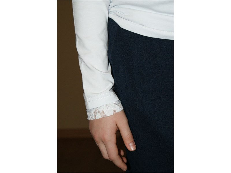 Блузка нарядная для девочек Mattiel D064/1-31