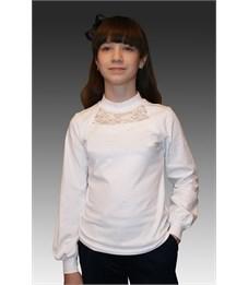 Блузка школьная Mattiel D045-111 белый