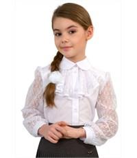 Блузка Смена для девочки Д82