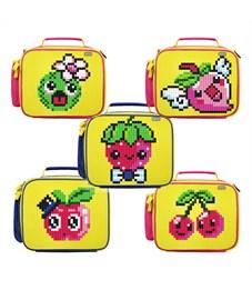 """Набор маленьких пиксельных фишек """"Собери любую из 5 картинок"""" T-M07 разноцветные, 720 шт."""