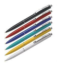 """Ручка шариковая автоматическая Schneider """"K15"""" синяя, корпус ассорти, 1,0мм"""